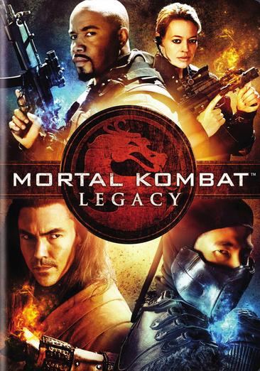 Mortal Combat: Legacy 883929199280
