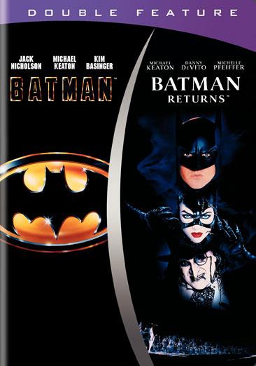 Batman / Batman Returns 883929203253