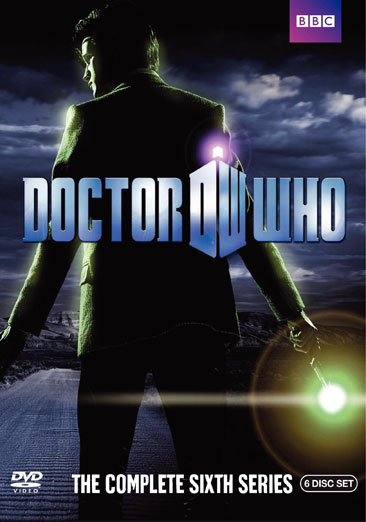 Doctor Who: The Complete Sixth Series 883929204090