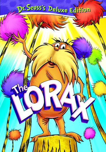 Dr. Seuss: The Lorax 883929210862