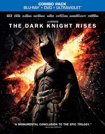 The Dark Knight Rises 883929212552