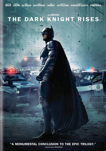 The Dark Knight Rises 883929212569