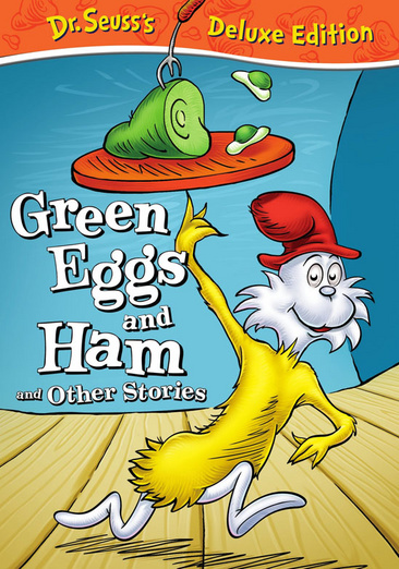 Dr. Seuss: Green Eggs & Ham and Other Stories 883929213665