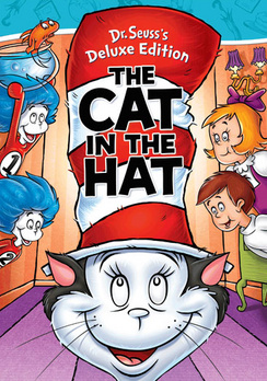 Dr. Seuss: The Cat In The Hat 883929217960