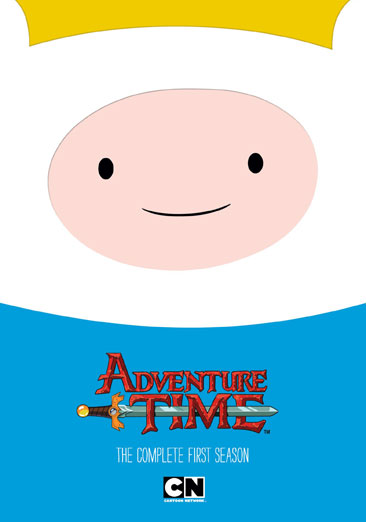 Adventure Time: The Complete First Season 883929226573