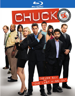 Chuck: The Complete Fifth and Final Season 883929229406