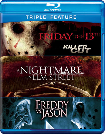 Friday The 13th / Nightmare On Elm Street / Freddy vs. Jason 883929231584