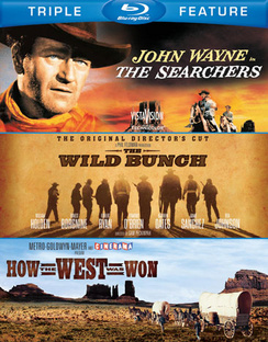 The Searchers / Wild Bunch / How The West Was Won 883929231607