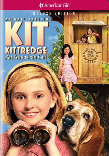 Kit Kittredge: An American Girl 883929234578