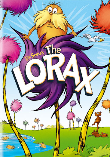 Dr. Seuss: The Lorax 883929235728