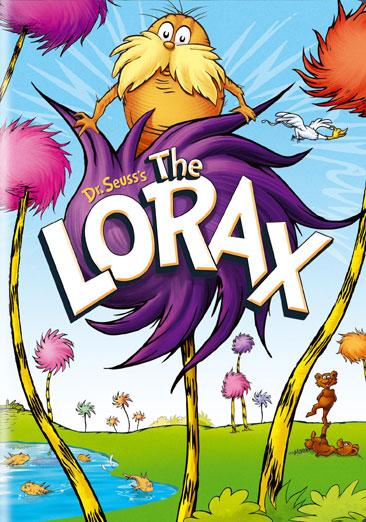Dr. Seuss: The Lorax 883929235728