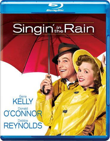 Singin' In The Rain 883929237586