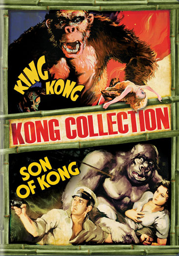 King Kong / Son of Kong 883929238767