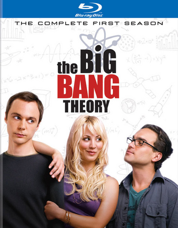 The Big Bang Theory: The Complete First Season 883929245611