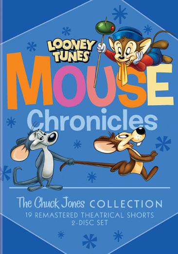 Looney Tunes Mouse Chronicles: The Chuck Jones Collection 883929247073
