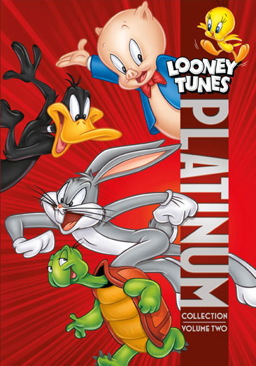 Looney Tunes Platinum Collection Volume 2 883929248629