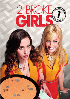 2 Broke Girls: The Complete First Season 883929249190