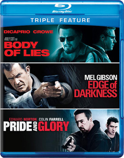Body of Lies / Edge of Darkness / Pride and Glory 883929250875