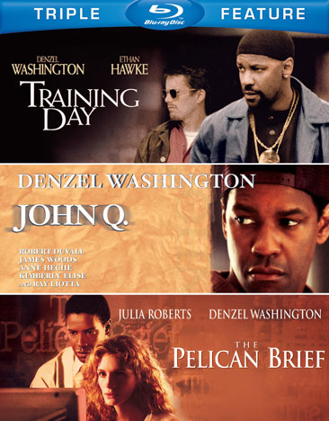 John Q. / The Pelican Brief / Training Day 883929250929