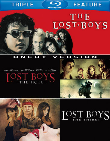The Lost Boys: Three Movie Collection 883929251711