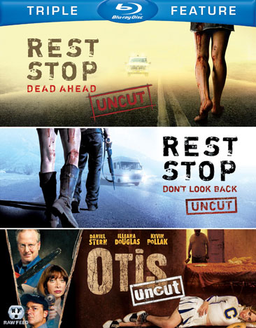Otis / Rest Stop: Dead Ahead / Rest Stop: Don't Look Back 883929251780