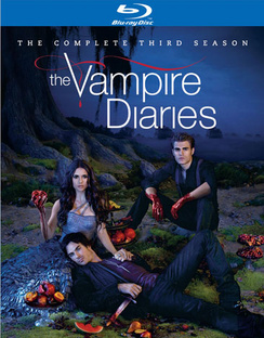 The Vampire Diaries: The Complete Third Season 883929252473