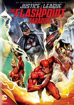 Justice League: The Flashpoint Paradox 883929255245