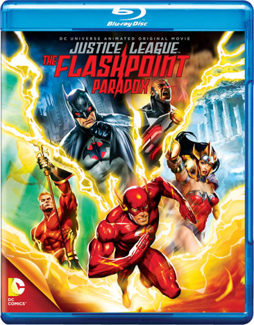 Justice League: The Flashpoint Paradox 883929255436