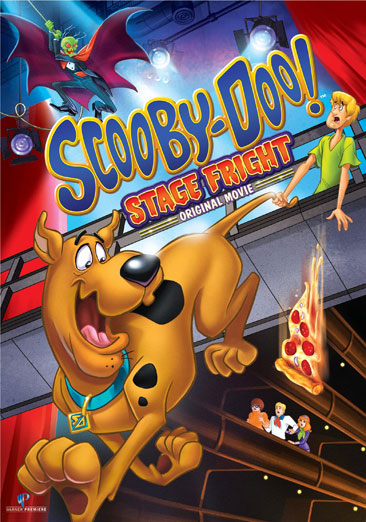 Scooby-Doo: Stage Fright 883929255504