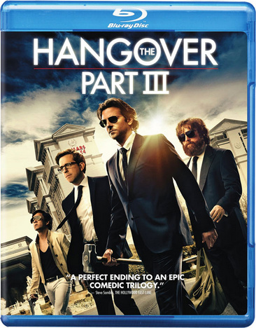 The Hangover Part III 883929256983