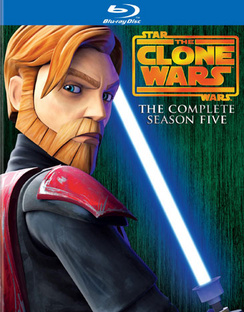 Star Wars The Clone Wars: The Complete Season Five 883929261680