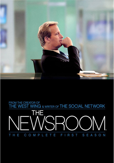 The Newsroom (2012): The Complete First Season 883929265305