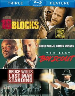 16 Blocks / Last Boy Scout / Last Man Standing 883929268085