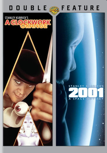 2001: A Space Odyssey / A Clockwork Orange 883929272662