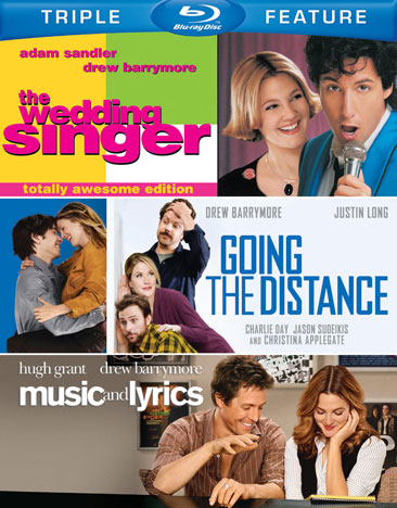 The Wedding Singer / Going the Distance / Music and Lyrics 883929272686