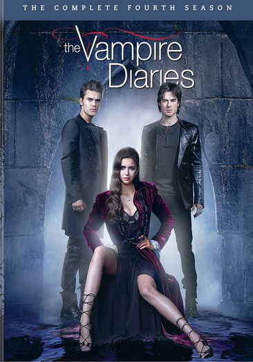 The Vampire Diaries: The Complete Fourth Season 883929276158