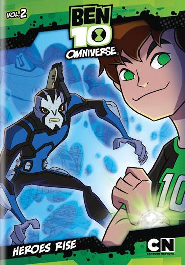 Ben 10 Omniverse:  Volume 2, Heroes Rise 883929278268