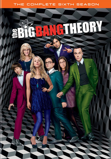 The Big Bang Theory: The Complete Sixth Season 883929278459