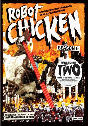 Robot Chicken: Season 6 883929278572