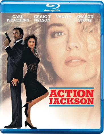 Action Jackson 883929288649
