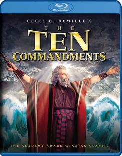 The Ten Commandments 883929301409