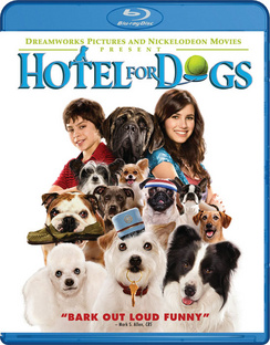 Hotel for Dogs 883929302017