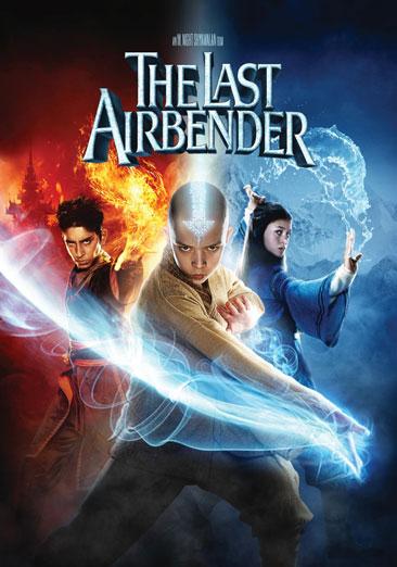 The Last Airbender 883929302345