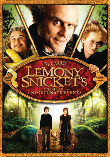 Lemony Snicket's A Series of Unfortunate Events 883929302383
