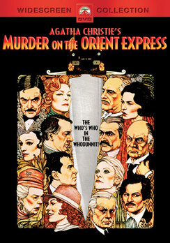 Murder On The Orient Express 883929302512