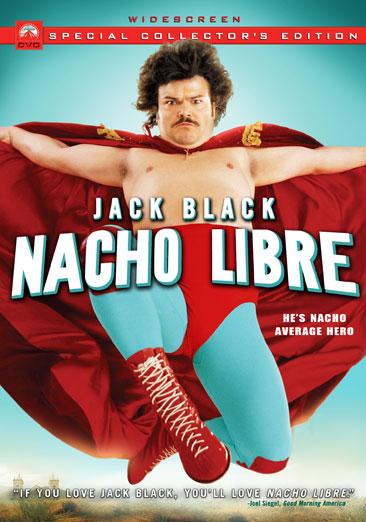 Nacho Libre 883929302529
