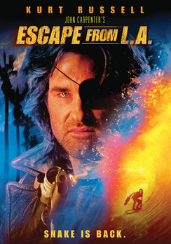John Carpenter's Escape From L.A. 883929302765