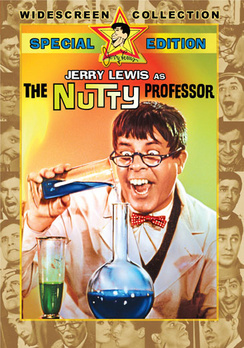 The Nutty Professor 883929303168