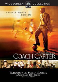 Coach Carter 883929303557