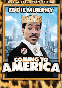 Coming To America 883929303571